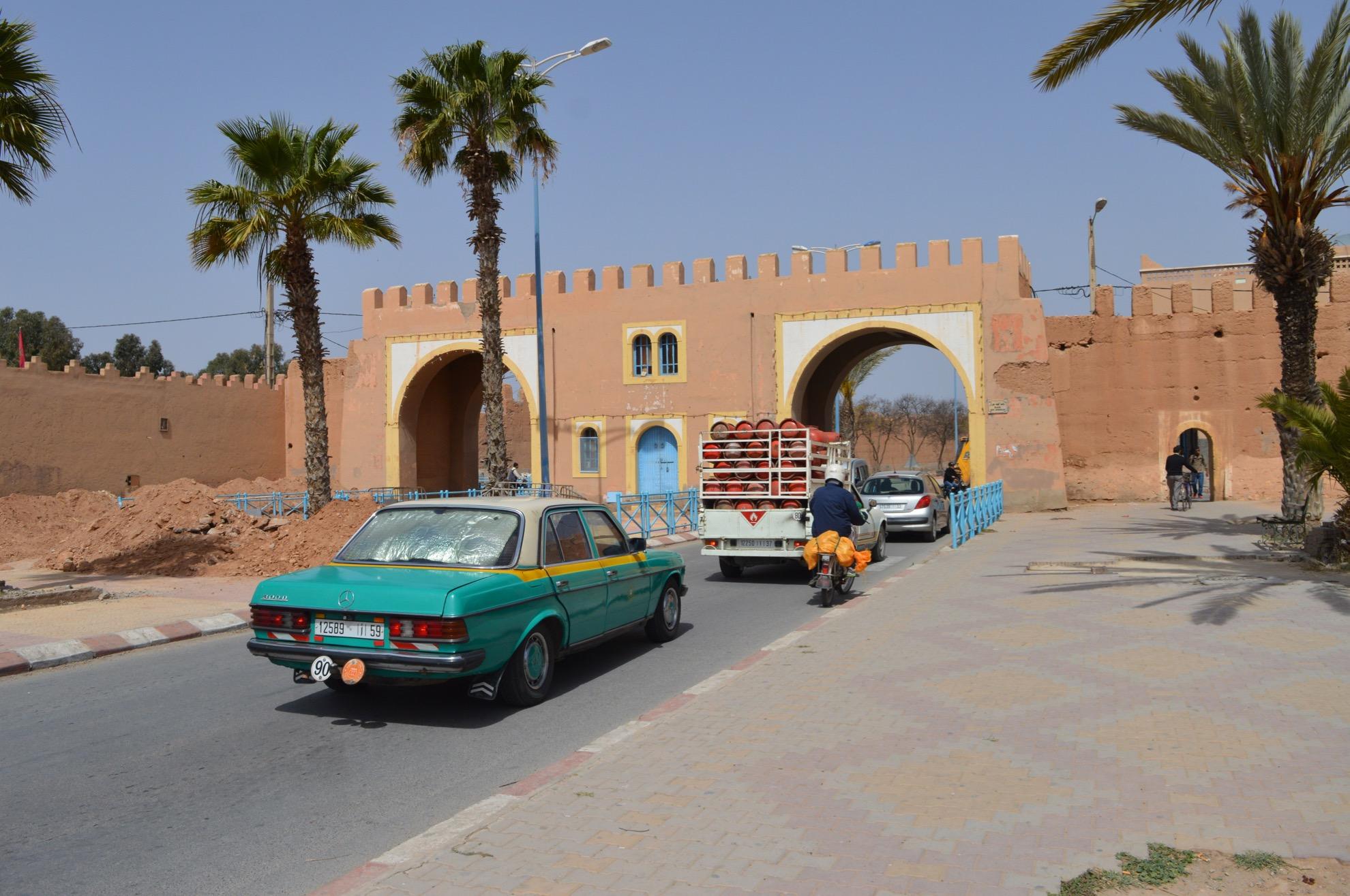 Tiznit Eingang zur Medina